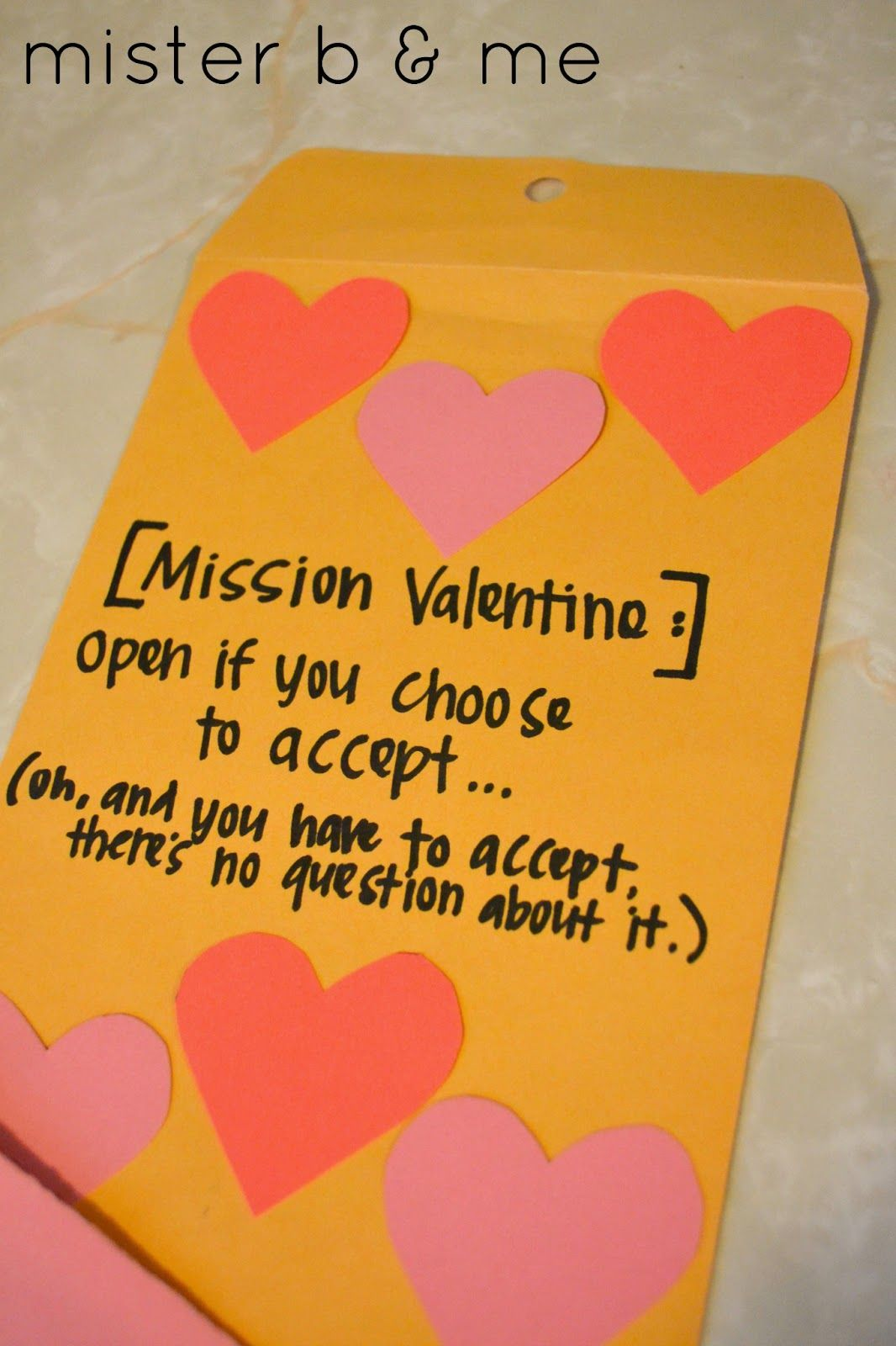 DIY: Valentines Scavenger Hunt. My husband loved this and I had a ...