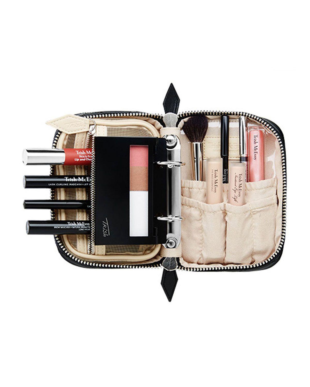 Trish McEvoy Makeup Planner System Sunlit Glamour Planner