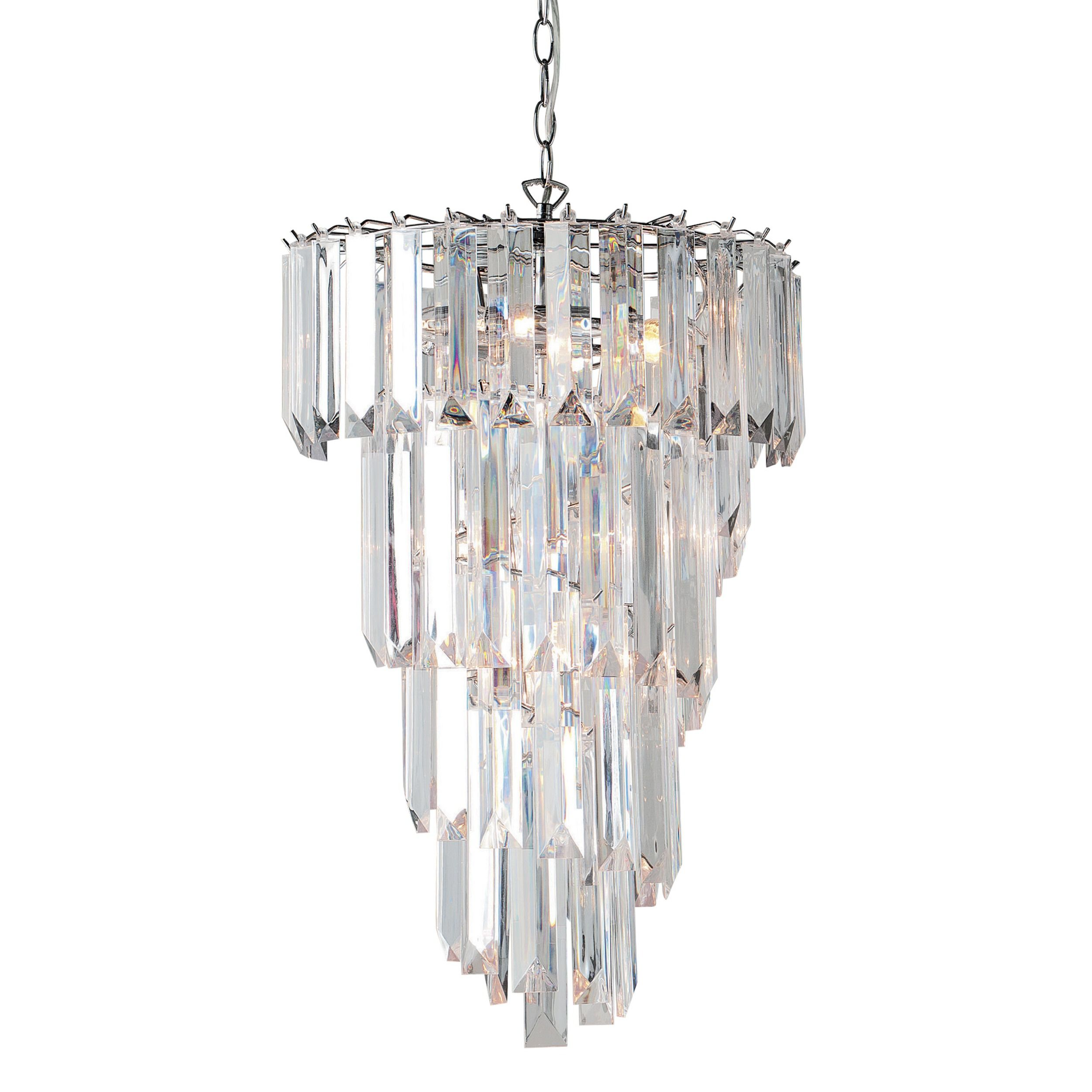 Crystal Chandelier Laura Ashley: I Need The Large Size For The Stairs, Laura Ashley Helena