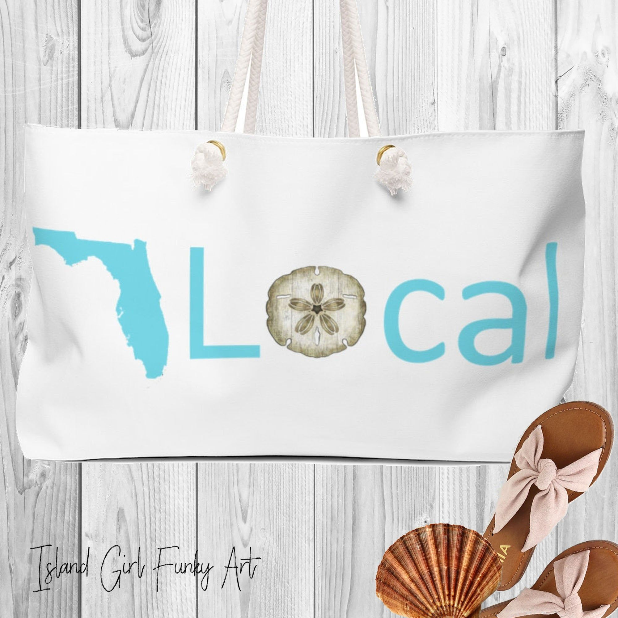 Florida Local Weekender Bag Carry All You Need With This