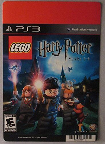 Lego Harry Potter Years 1 4 Ps3 Not The Video Game Harrypotter Lego Harry Potter Harry Potter Years Harry Potter Poster