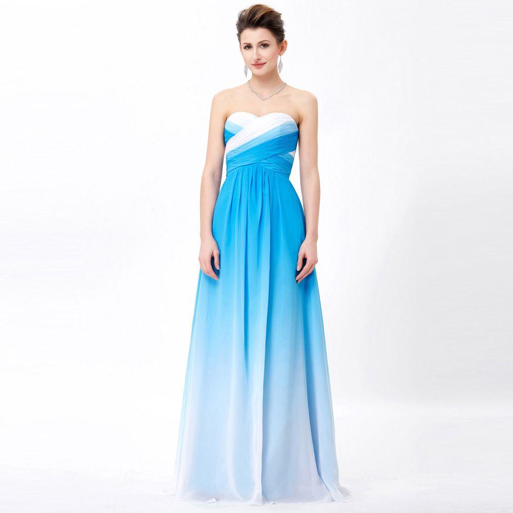 Click to buy ucuc grace karin long prom dresses chiffon elegant