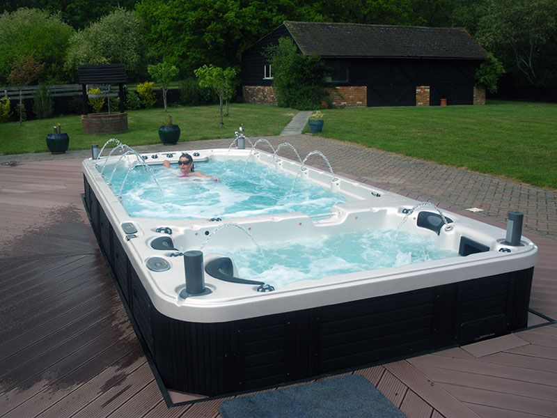 Catalina Spas Swim And Hot Tubs 21 Dual Temp