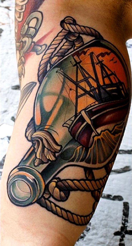 Marco Schmidgunst | ♥ tattoos and body mods | Pinterest | Tatuajes ...