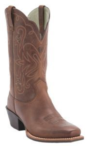 Ariat® Ladies Russet Rebel Legend Western Boot | Cavender's Possible boots for Ann