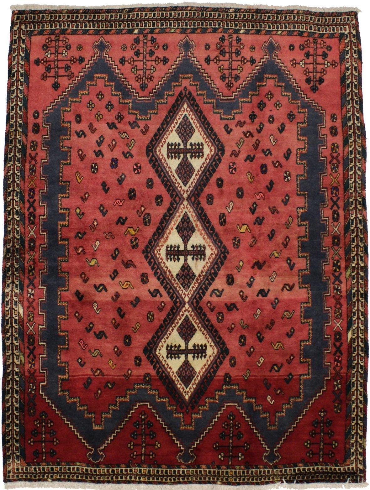 Captivating Tribal Bright Color Oriental Handmade Area Rug Authentic Affordable Persian Magic Rugs Antique In Matthews 9315 Monroe
