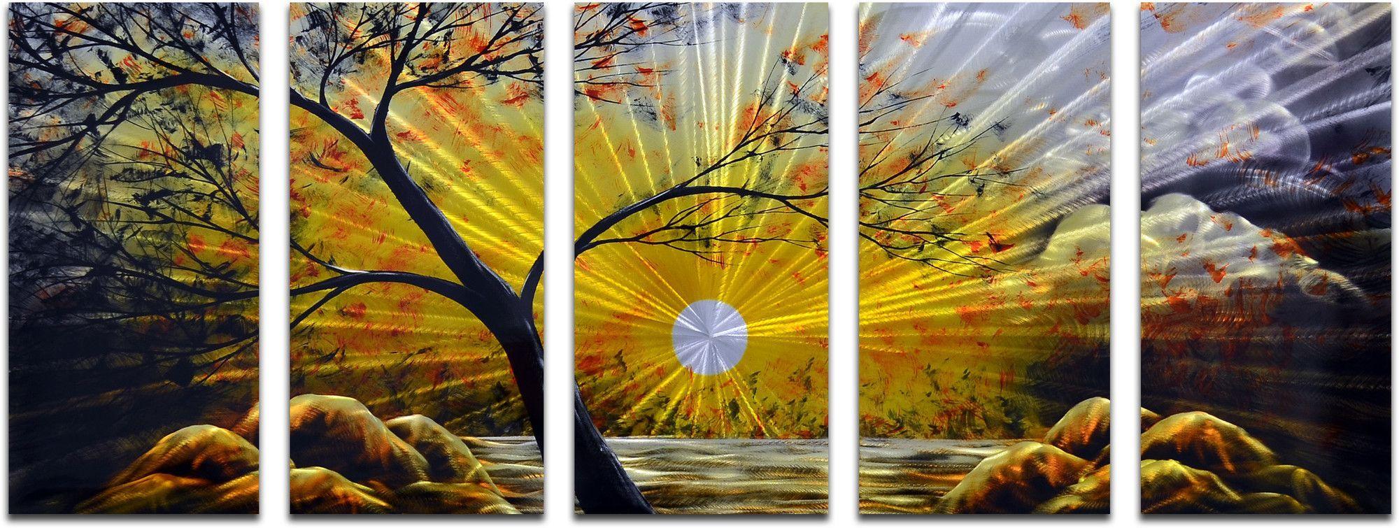 5 Piece Mother Natures Finest Wall Décor Set | Products | Pinterest ...