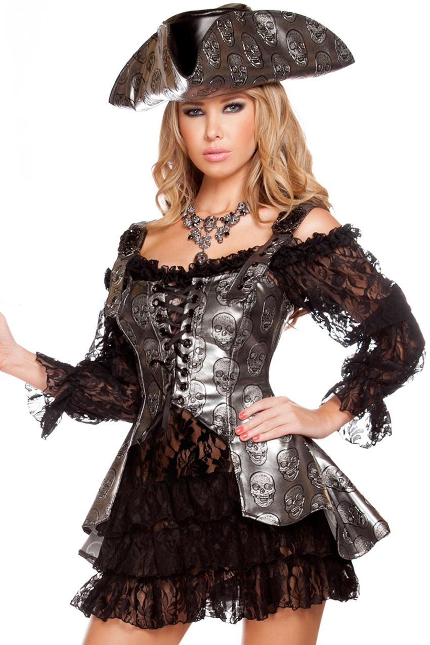 deadly pirate wench costume shop at
