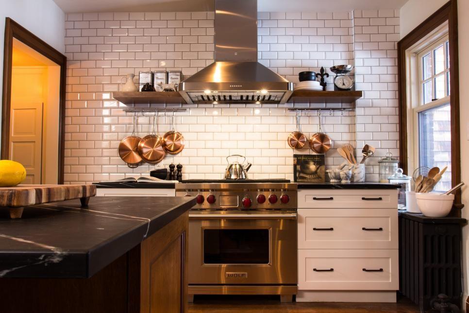 Our Favorite Kitchen Backsplashes Diy network Kitchens and