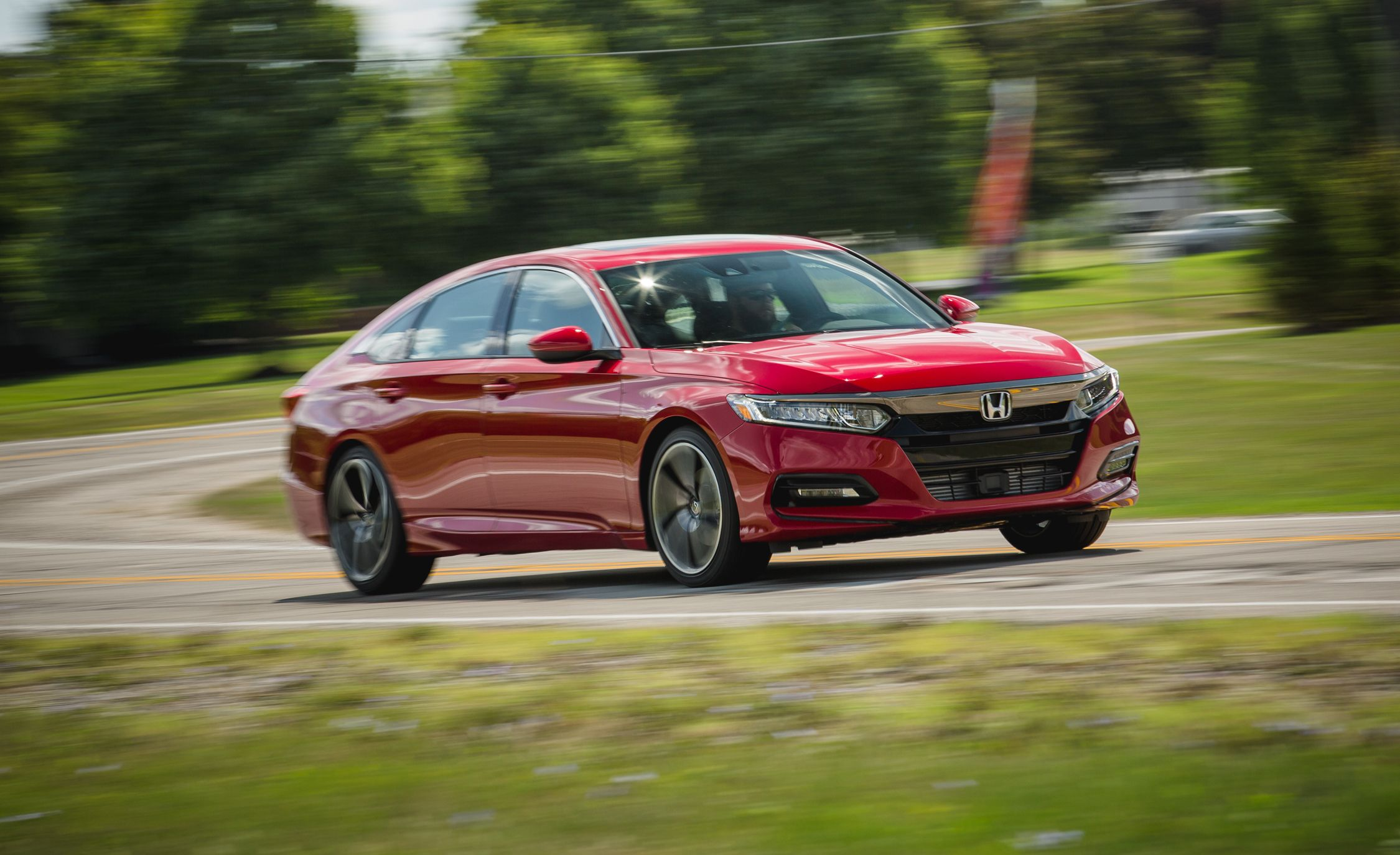 After Three Decades Of Consistent Excellence And 20 Consecutive Years On Our Cars List The Honda Accord Is Brand New This Year