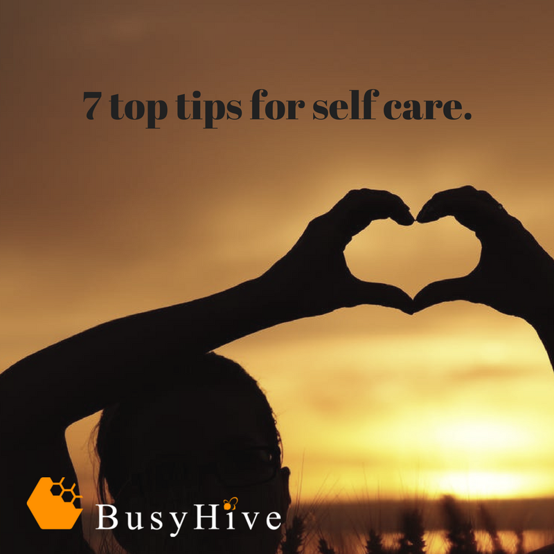 New blog out this morning 7 Top tips for self-care check it out and let us know what you think. http://busyhive.co.uk/7-top-tips-for-self-care/?utm_content=bufferbc8e3&utm_medium=social&utm_source=pinterest.com&utm_campaign=buffer Don't forget to like and share the love. Have a great Sunday. Love and laughter. BH