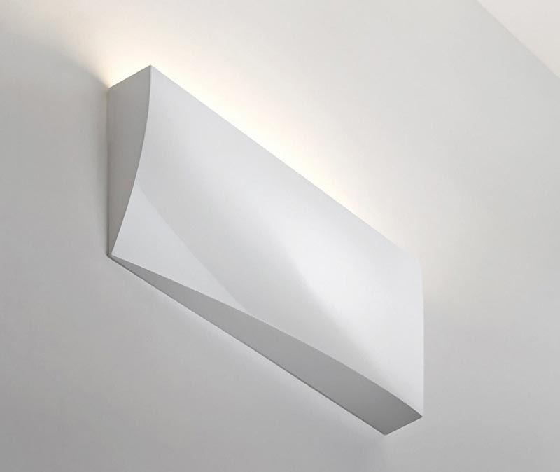 Fluorescent Wall Mounted Lamp