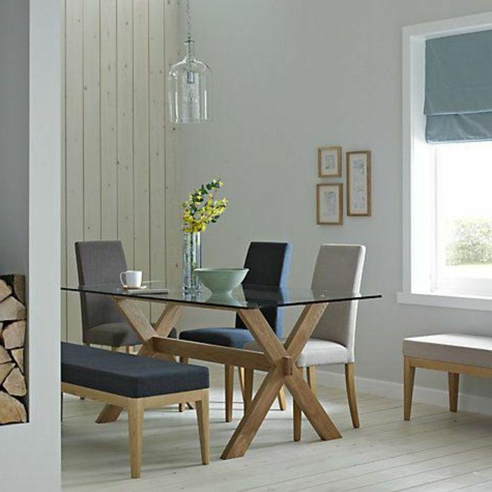 High Quality Attractive Wunderschönes Modell Esszimmer Kreative Esszimmertische Aus Glas  Idea