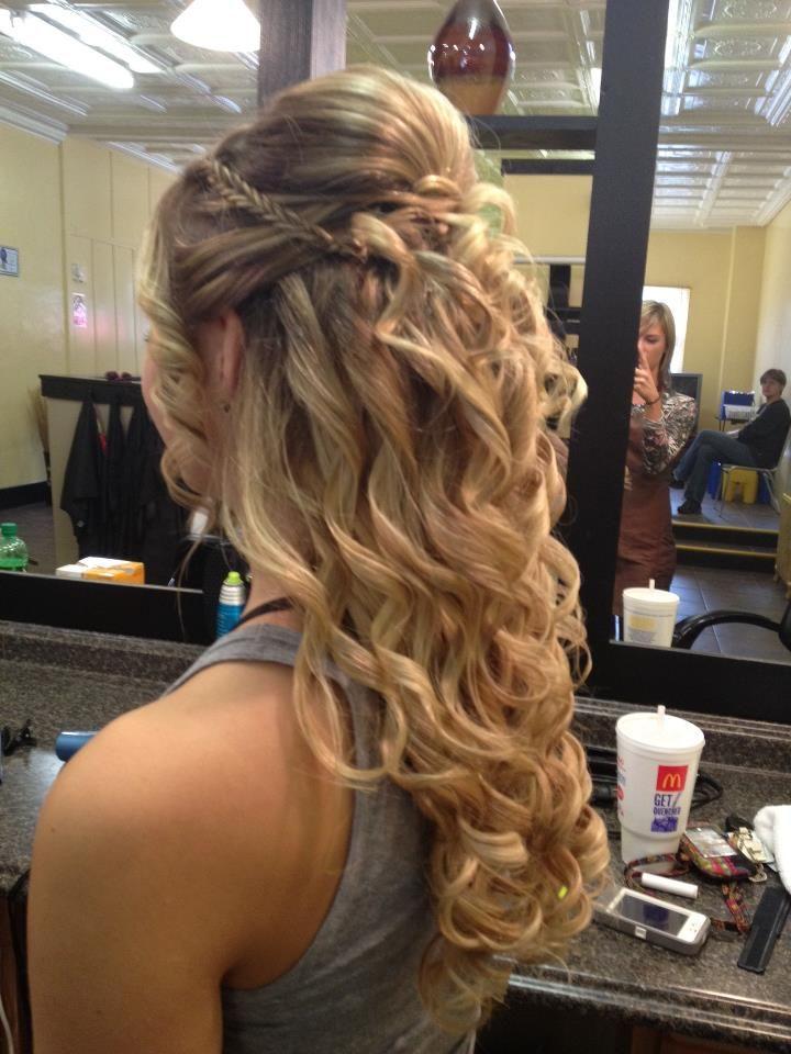 Formal Hair *****
