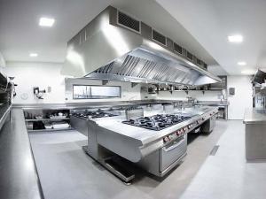 Cocinas Industriales Restaurant Kuche Design Industrielle Kuche