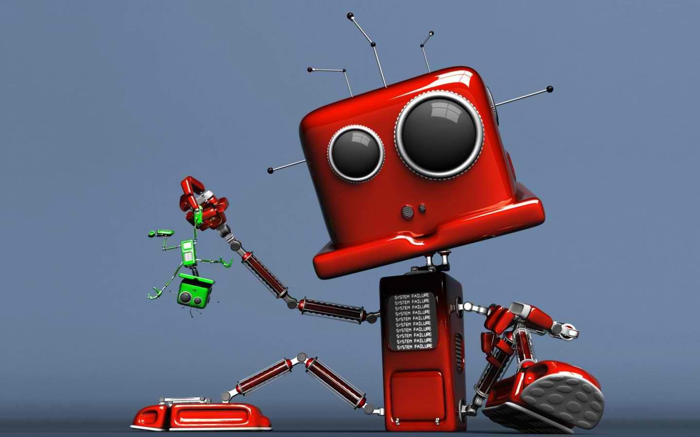 30 Beautiful Robot Wallpaper For Your Desktop Naldz Graphics Robot Wallpaper Robots Artworks Funny Robot