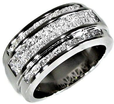 Men S Wedding Bands At Mens Wedding Rings Com Mens Diamond Wedding Bands Engagement Rings For Men Cute Engagement Rings