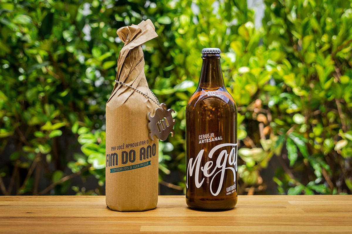 Megalo Beer — The Dieline - Package Design Resource