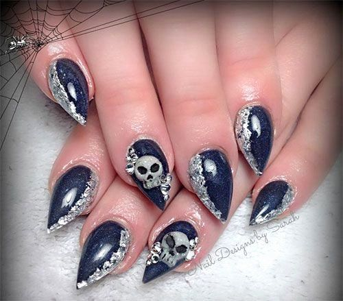 3d Nail Designs 2015 Luxury 15 Amazing 3d Halloween themed ...