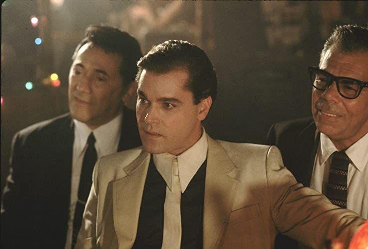 Uno De Los Nuestros 1990 Buenos Hermanos Martin Scorsese Cine