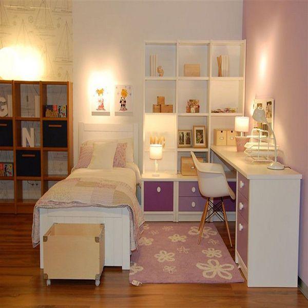Alfombra Lorena Canals Flores Lila by Baby Station Habitación para - diseo de habitaciones para nios