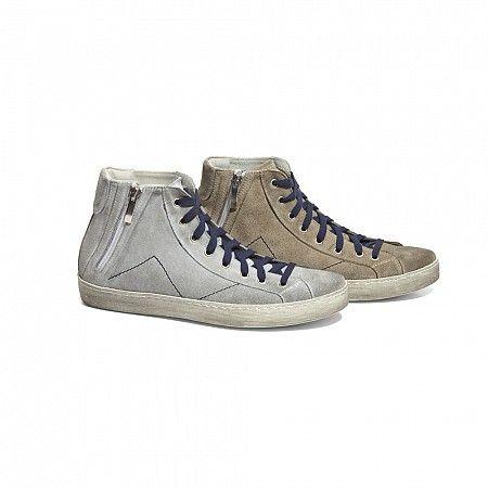 Sneakers Pitta rosso - pittarello rosso uomo alte 2014 Scarpe Online ... c830534e7ad