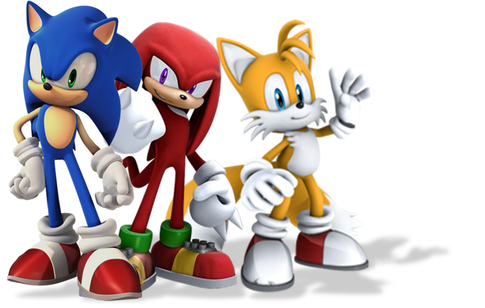 Sonic Tails & Knuckles - Pesquisa Google