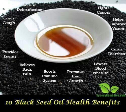 Black seed oil benefits   Fresh Whole Food   Benefits of black seed