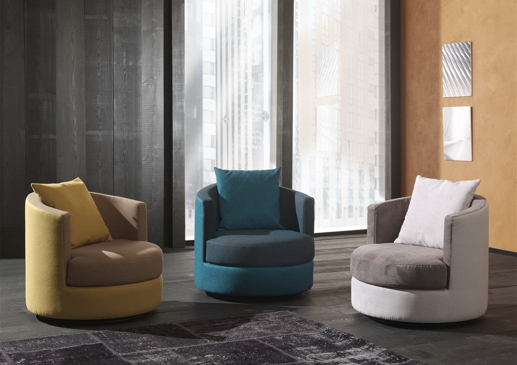 Which color version of the #Oval armchair you choose ...