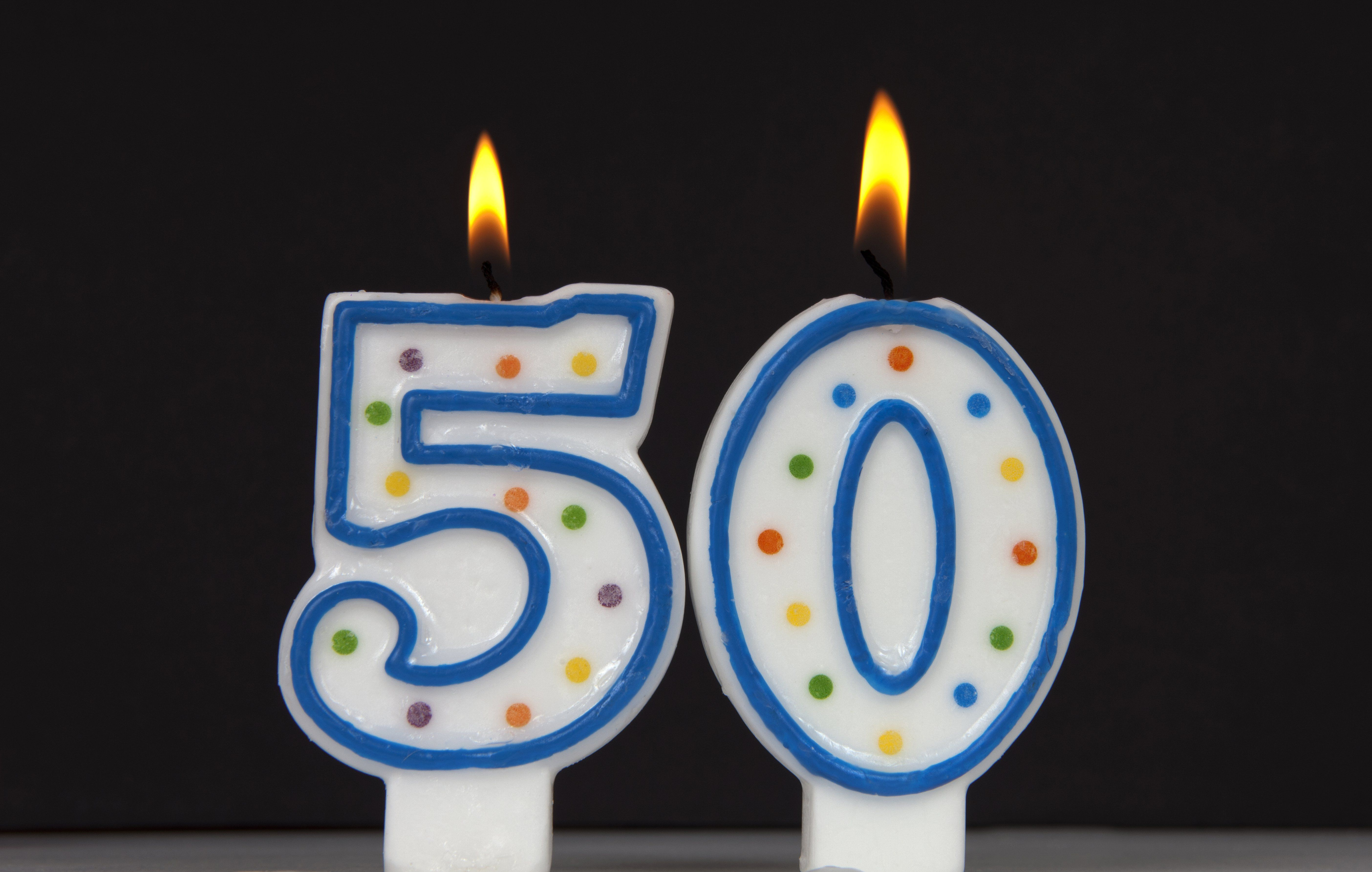Do These Things Before You Turn 50 Fifty birthday, 50th