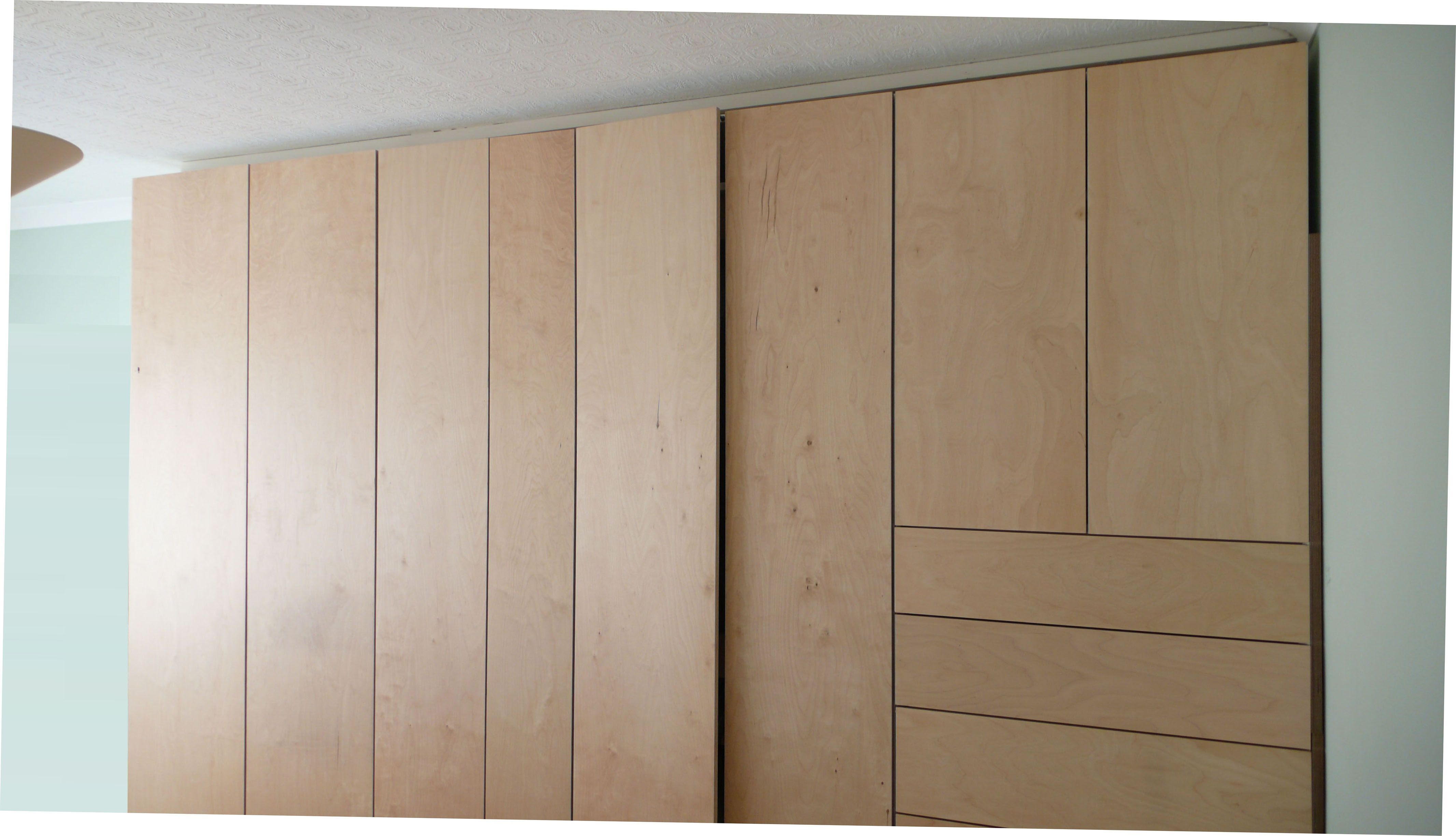 Plywood, Plywood sheets and Cupboards on Pinterest