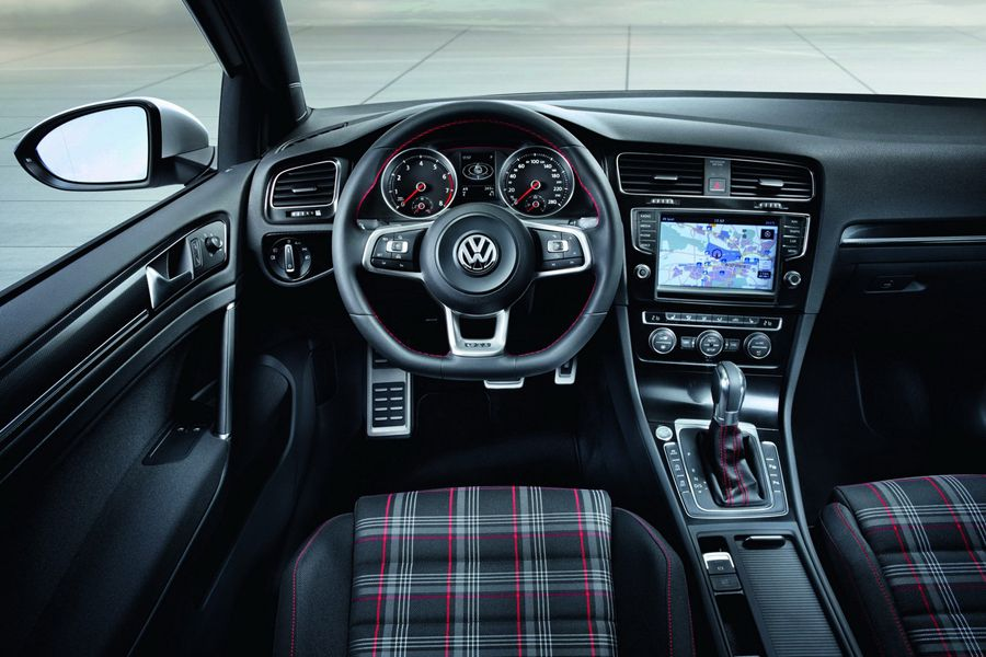 New Vw Golf Gti Mk7 Is Dynamic Chassis Control Dcc Or In Other