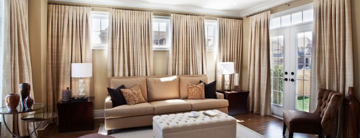 curtains for half-height windows- too much? | window furnishings