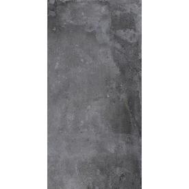 Floors 2000 Metropolitan 6 Pack Anthracite 12 In X 24 In Sealed Porcelain Floor Tile Lowes Com In 2020 Porcelain Flooring Porcelain Floor Tiles Tile Floor