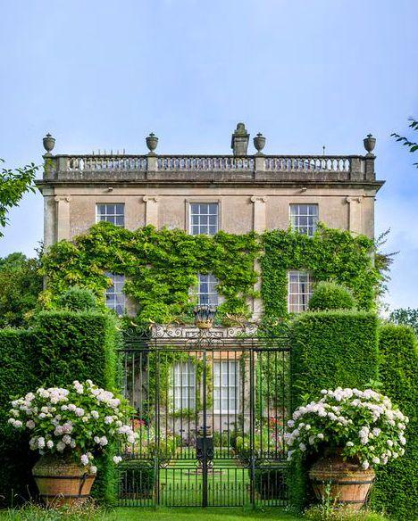 English Country House Highgrove House Prince Charles Home