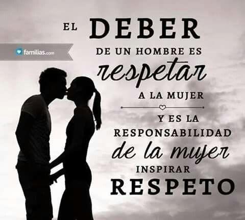 Darse a respetar