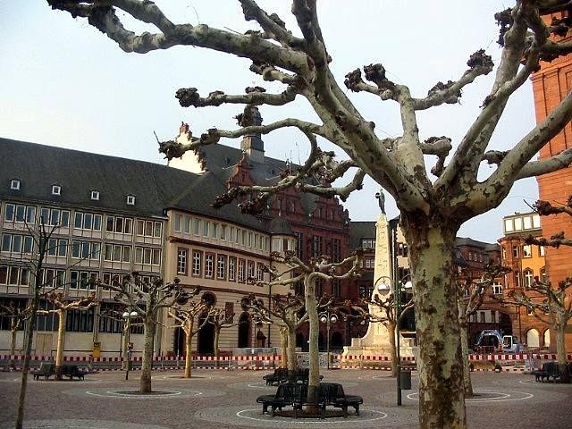 Altstadt Frankfurt (Historical city center Frankfurt / Germany)