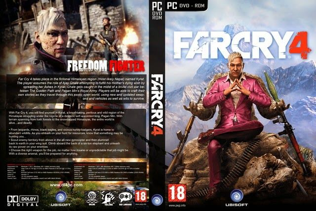 Far Cry 4 Dlc Download Full Version Game Far Cry 4 Crying Lets Do It