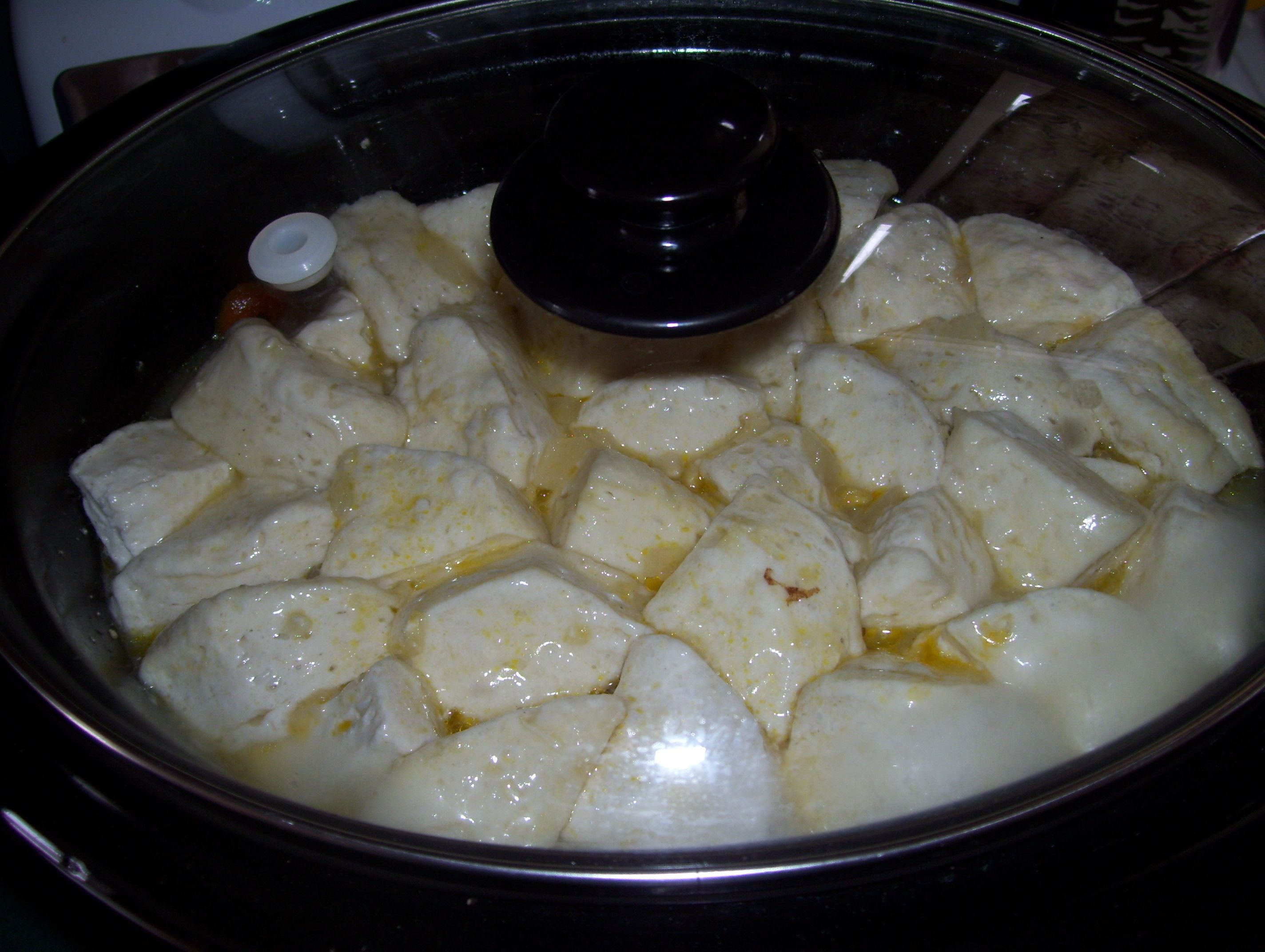 Crock Pot Chicken Dumpling Soup #chickendumplingscrockpot Crock Pot Chicken Dumpling Soup #chickendumplingscrockpot