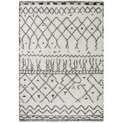 Photo of benuta Hochflorteppich Gobi Cream 120×170 cm – Berber Teppich benuta