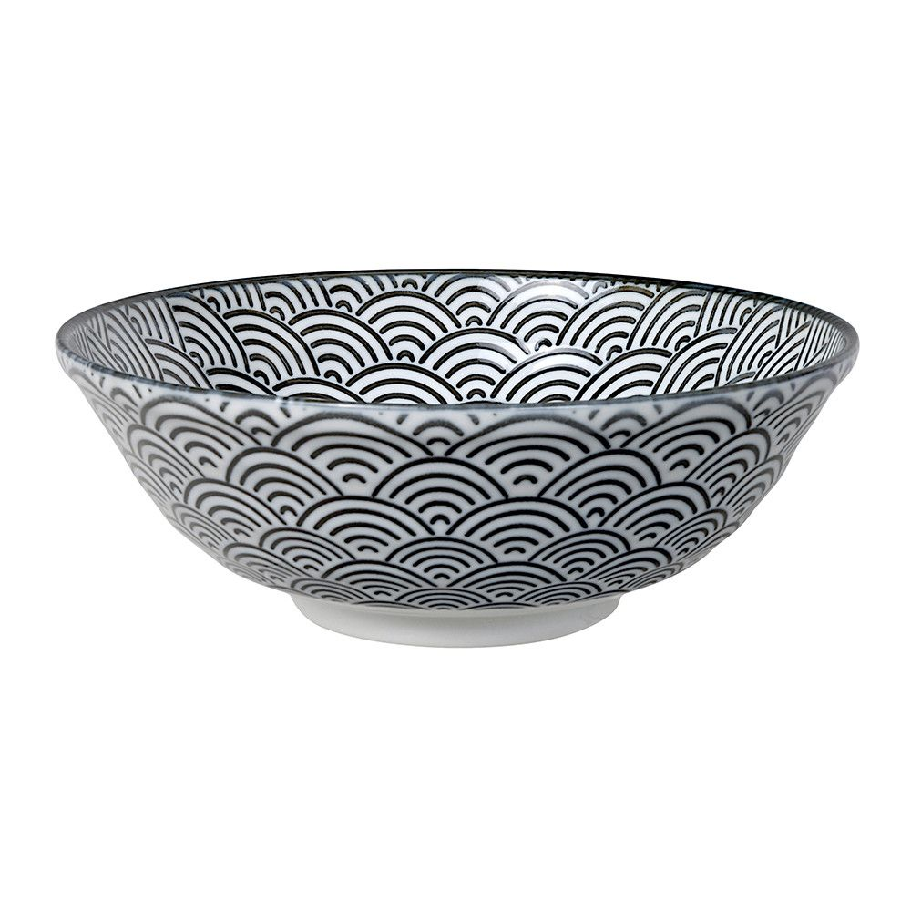 Serving Bowls Tableware Black Centerpiecestokyo Designblack