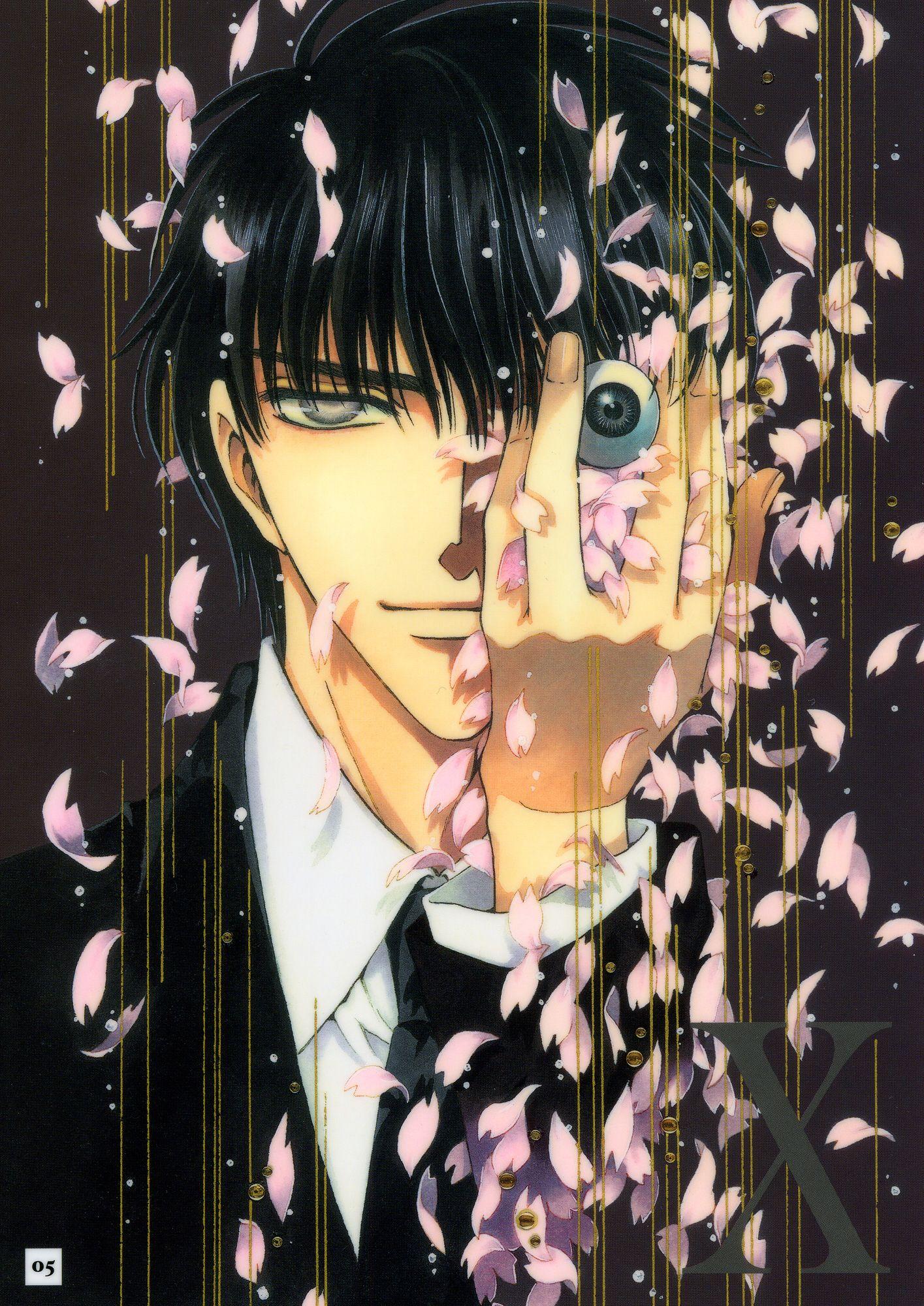 Image result for seishirou tokyo babylon