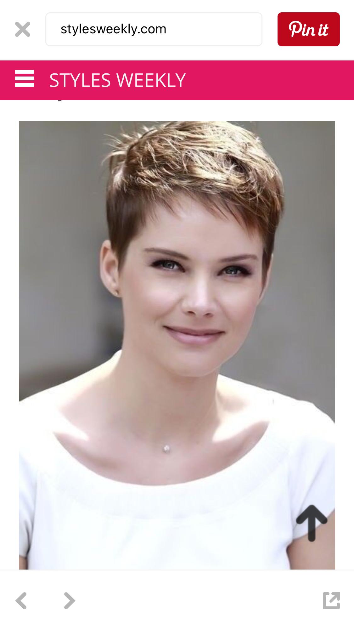 Haircut for men with round face short hair  womenus fashion  pinterest  short hair shorts and