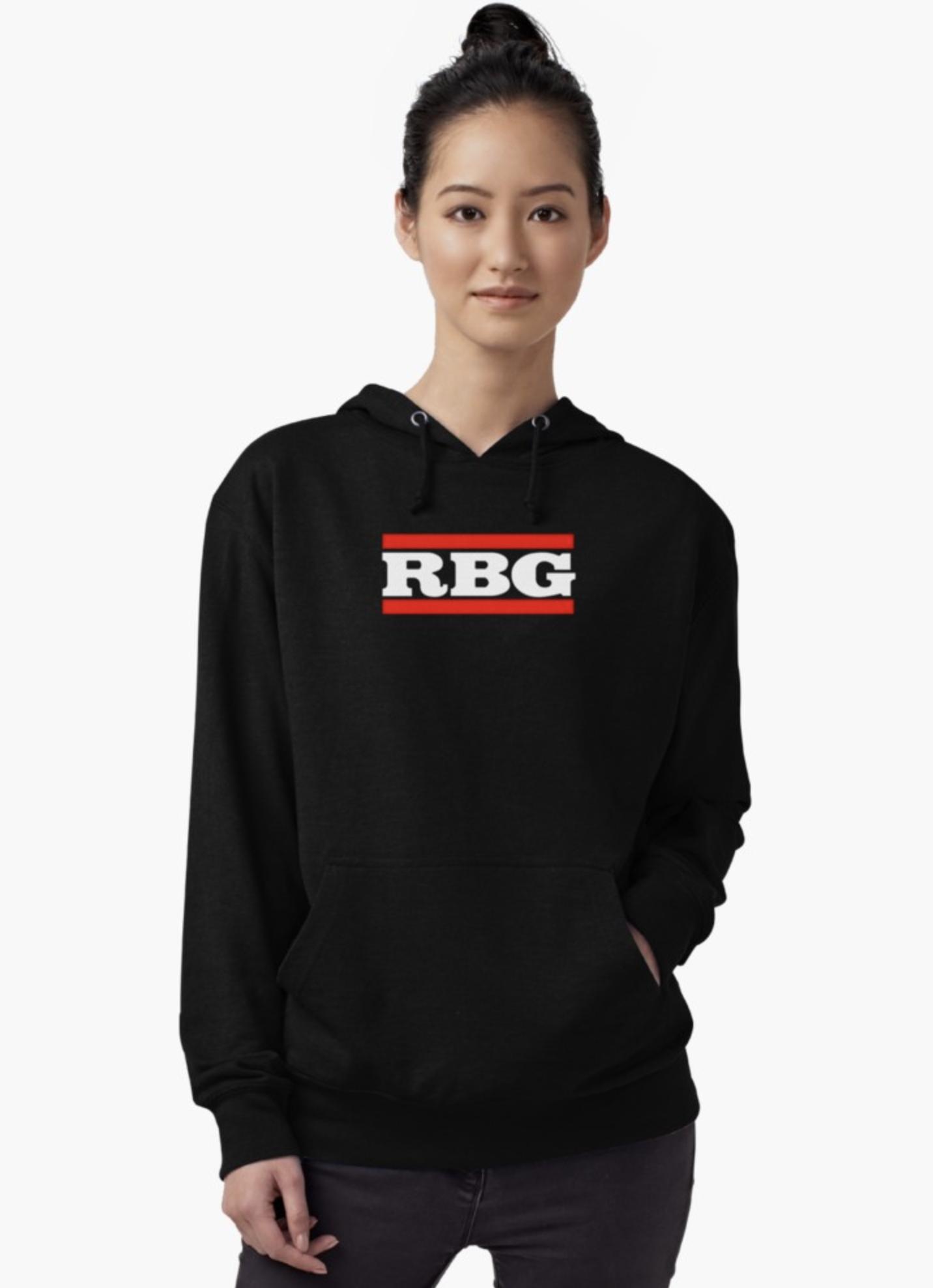 'RBG' Lightweight Hoodie by corbrand Hoodies