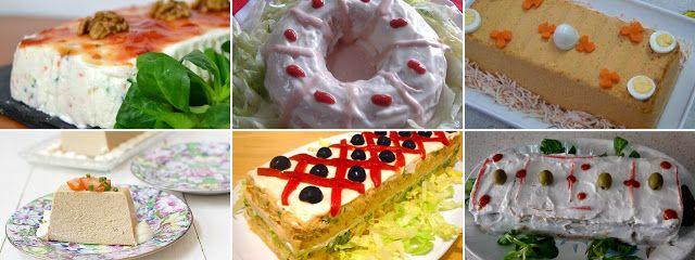 Los pasteles salados fríos son perfectos para las comidas del verano. Son fáciles de hacer y quedan riquísimos. Aquí tienes una selección hecha por la autora del blog JULIA Y SUS RECETAS.