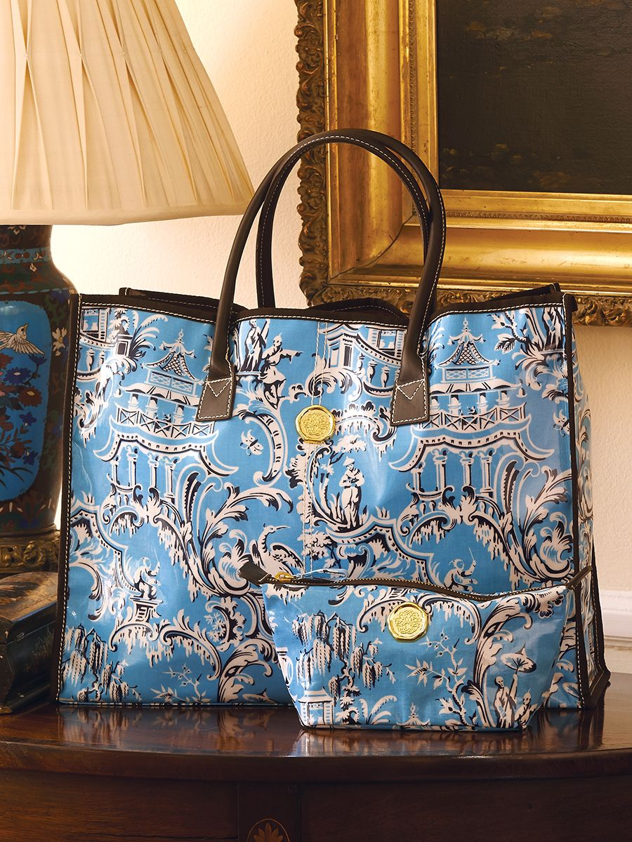 75b36c9704c6 Imperial by Anna Griffin tote and cosmetic bags