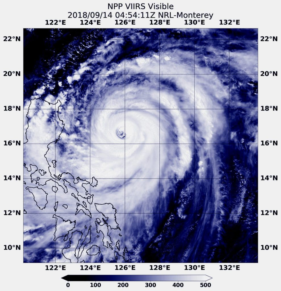 09 15 2018 The Big Wobble A Storm Surge Four Storeys High Wind Gusts 330 Kmh An Incredible 205mh Super Storm Surge Philippines Cities Philippines Weather