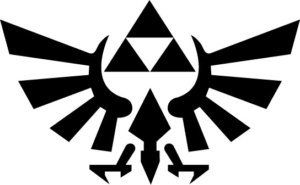 Image result for zelda logo
