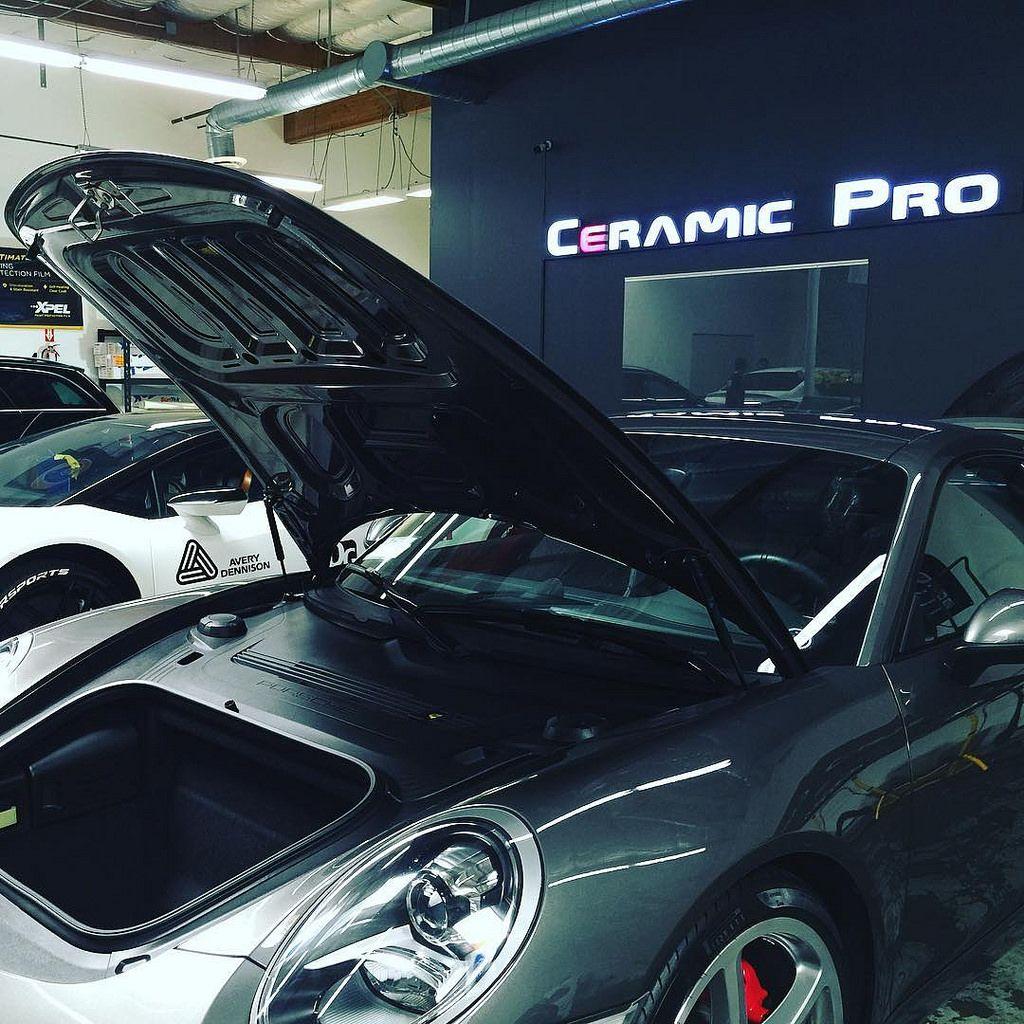 Ceramicpro Latinodale Mas Y Mas Ceramicpro Ceramicprolight Porsche Porsche Automotive Car