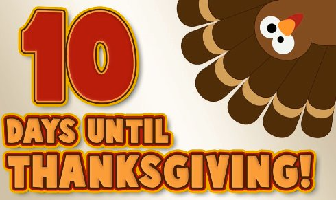 Pin On How Many Days Until Thanksgiving 2020